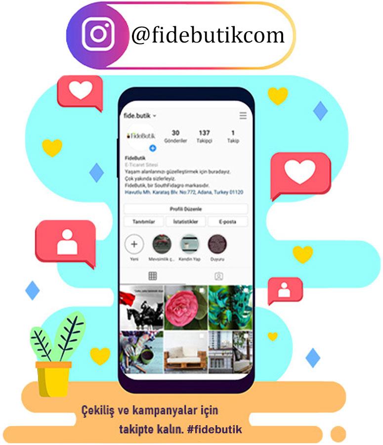 Fide Butik Instagram